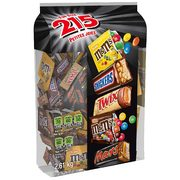 Amazon.ca Deals of the Day: Mars Assorted Halloween Chocolate 215 Pack $24, Skittles and Starburst Fun Size 90 Pack $10 + More
