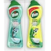 Vim Cleaners - 2/$3.00