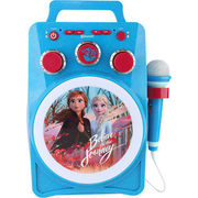 Frozen II Magic Light Bluetooth Karaoke with Microphone - $69.99 ($10.00 off)