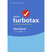 Turbotax Standard 2019-8 Return PC - $29.99 ($5.00 off)