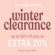 Hatley Winter Clearance: Up to 50% off + EXTRA 20% off All Sale Items