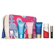 Hudson's Bay: Get a FREE 6-Piece Clarins Gift Set with Purchase of 2 Clarins Products + Free Shipping on Beauty Orders Over $29!