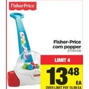 Fisher-Price Corn Popper - $13.48