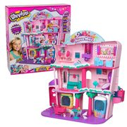 Shopkins Shoppies Super Mall with 4 Exclusive Shopkins Figures - $49.97 ($50.00 off)