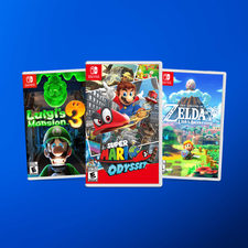[Best Buy] Save $25 on Select Nintendo Switch Exclusives!