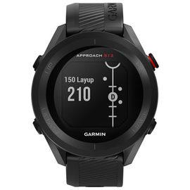Garmin Approach S12 43.7mm Golf GPS Watch - Black