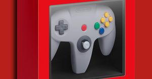 [Nintendo] Pre-Order the Nintendo Switch N64 Controller Now!