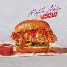 [Popeyes] Try the New Popeyes Hottie Chicken Sandwich Now!